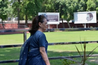 Congress meets at Sonia's house to decide parliament strategy