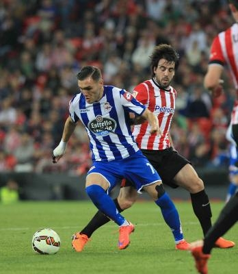 Alaves confirm signing of forward Lucas Perez