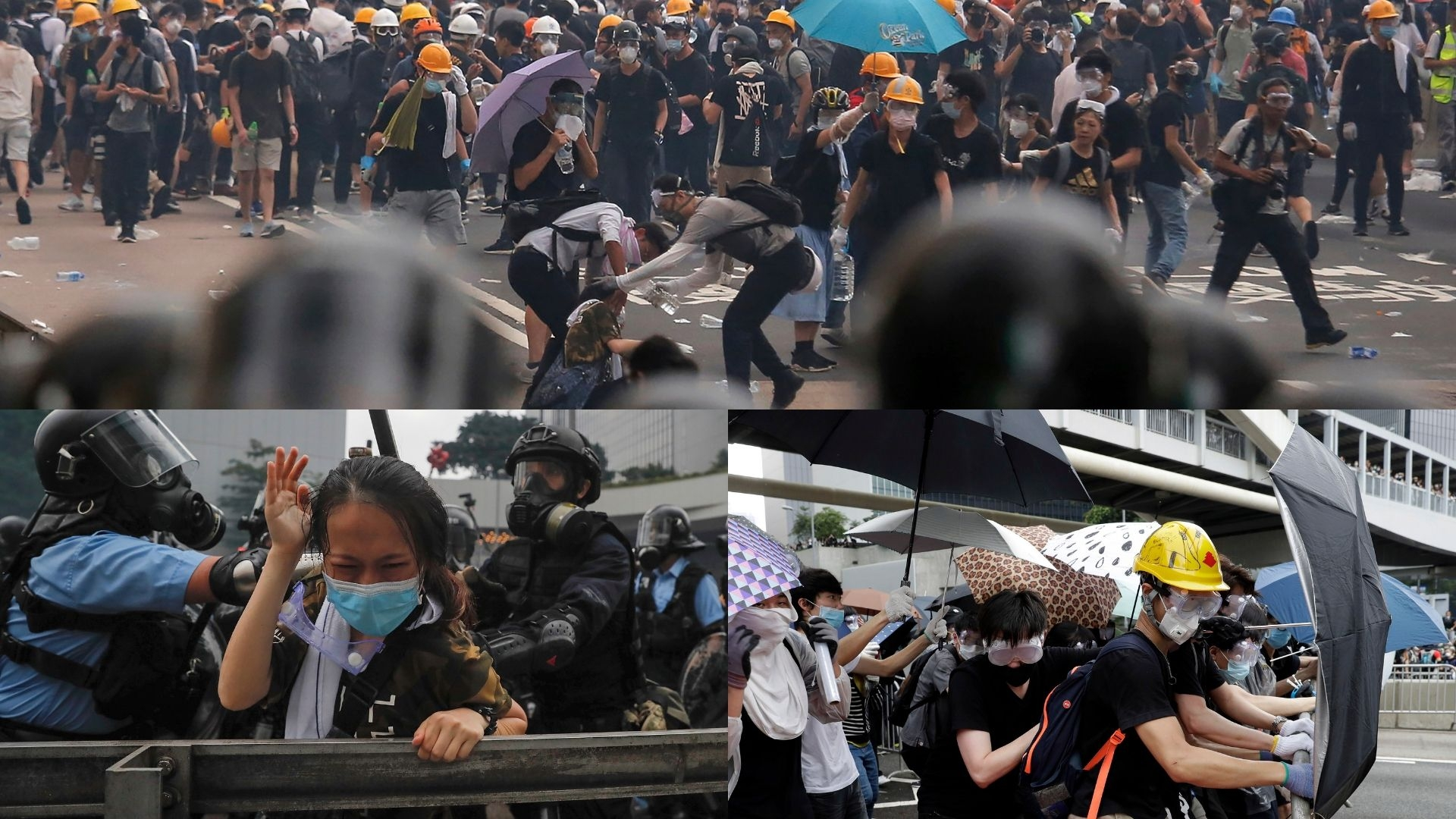 How To Hold a Protest & Outsmart Surveillance, Hong Kong-Style