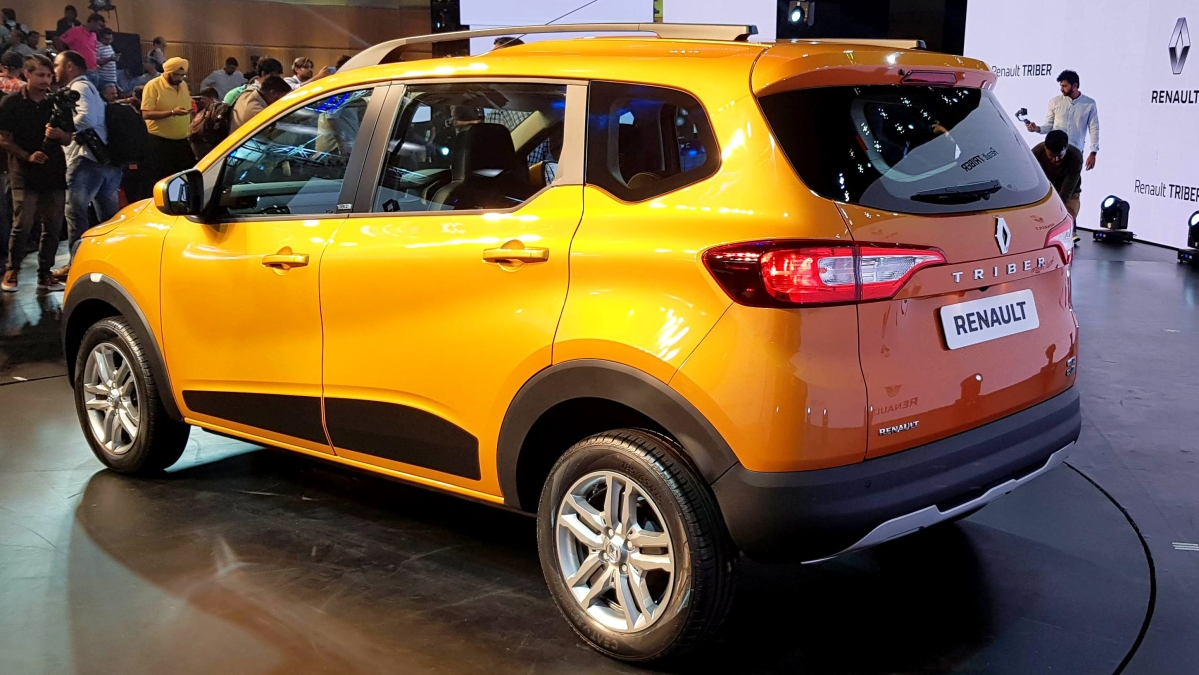 Renault Triber Launch And Price Announcement In July 2019 7 Seater