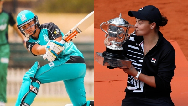 After two years away, Ash Barty returned to the tour and on Saturday, 8 June, she lifted her maiden Grand Slam title.