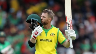 Hum-Bull: The new nickname for David Warner