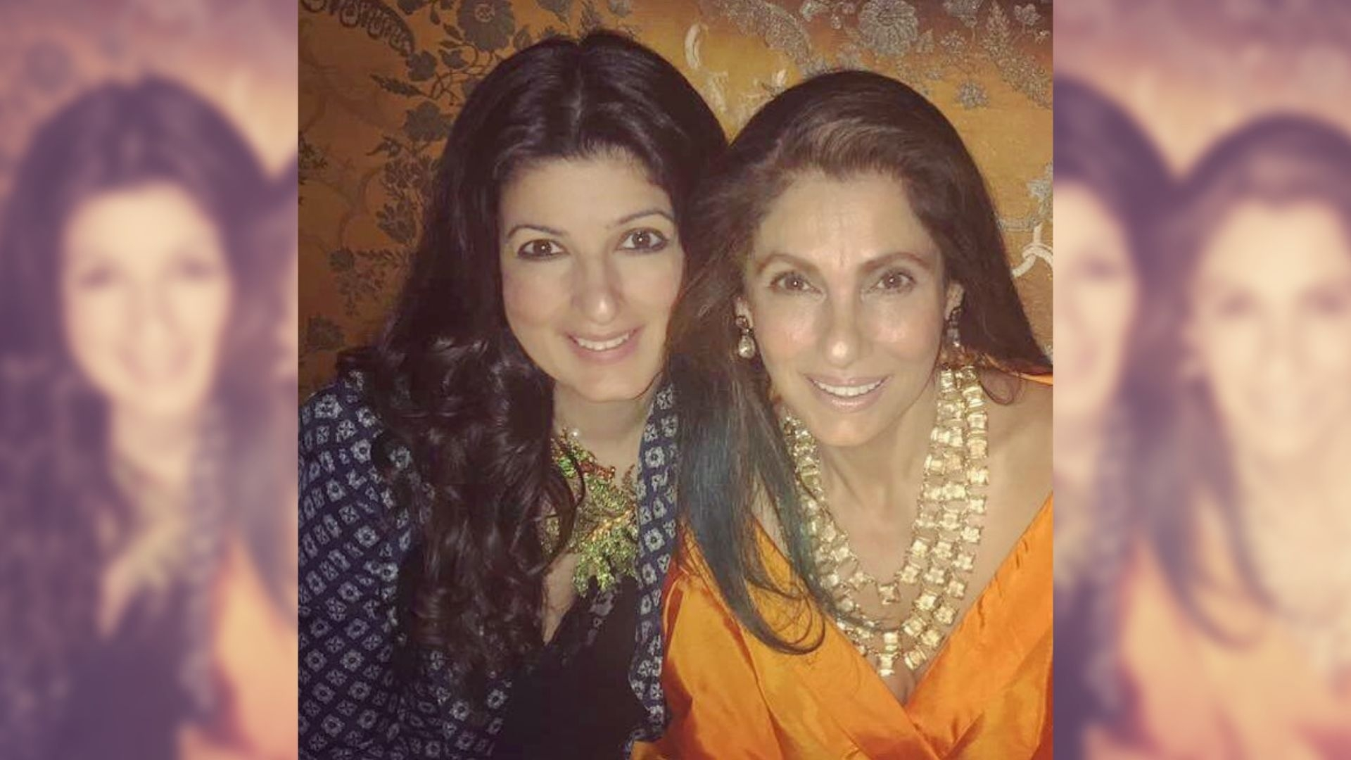 Watch: Twinkle Khanna Wishes Mom Dimple With Goofy B'day Video