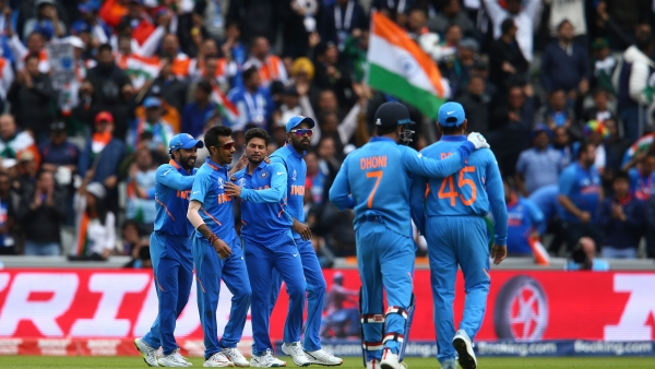 India are now placed third in the point table