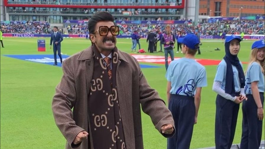 Ranveer Singh Steals the Show, India Makes It 7-0 Against Pakistan