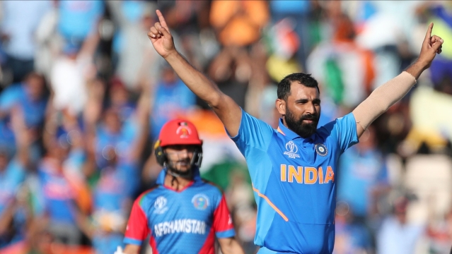 Shami became the second Indian bowler after Chetan Sharma to pick a hat-trick in the World Cup.