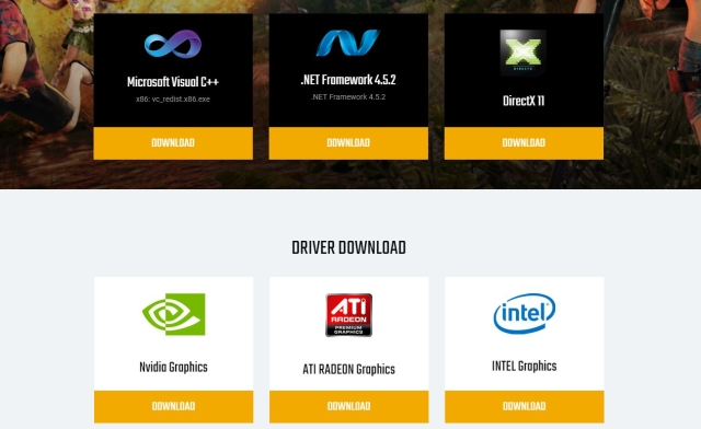 Download these drivers supporting your PC.