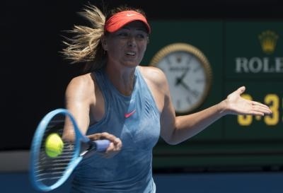 Ready for Mallorca Open after shoulder surgery: Sharapova