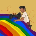 The Rainbow Flag's Origin Story, 1 Year After Section 377 Verdict