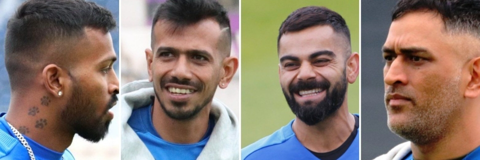 Icc World Cup 2019 Virat Kohli Co Get New Looks Before India Vs