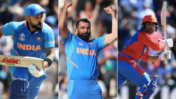 Virat's 67, Shami's Hat-trick & Other Big Moments from India v AFG