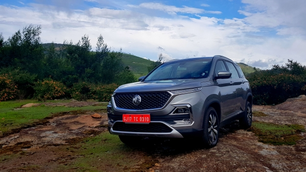 MG Hector First Drive Review: Can The Gizmos Make a Difference?