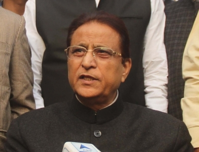 Madarsas do not produce Godse, Pragya: Azam Khan