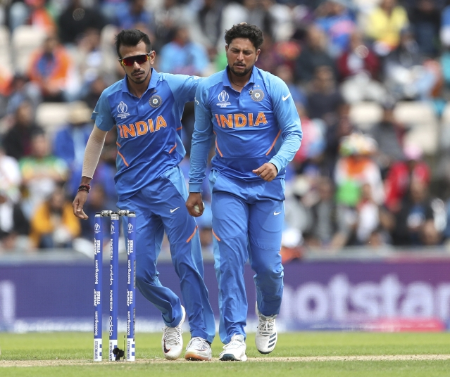 In Chahal and Kuldeep Yadav, India have two wrist spinners of high quality who form a potent partnership.