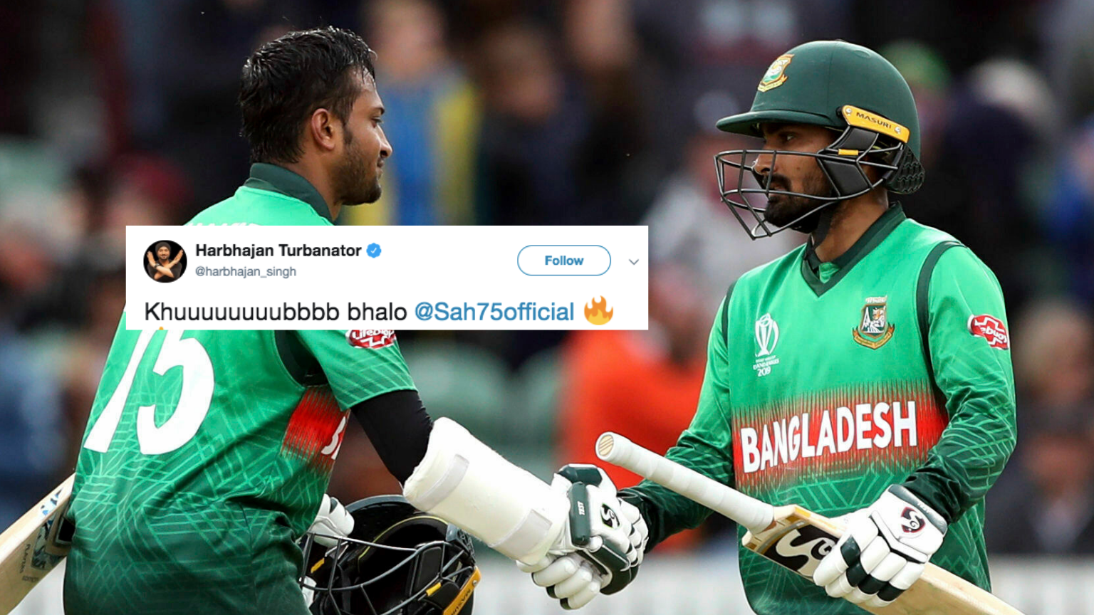 Twitter Hails Shakib After Bangladesh's Massive Win Over Windies