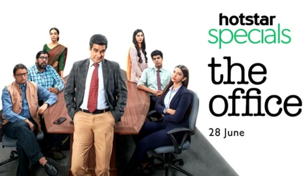 The Office India's poster