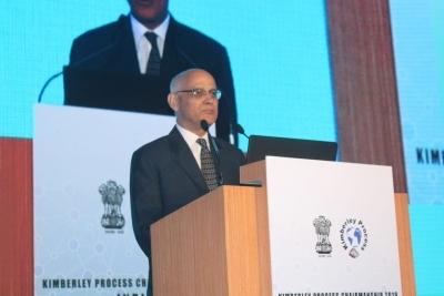 India makes commitment to shun 'blood diamonds'