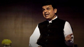 File image of Maharashtra Chief Minister Devendra Fadnavis.