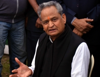 Rajasthan CM opts for music over yoga