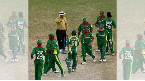 Bangladesh defeated South Africa in 2007 World Cup by 67 runs