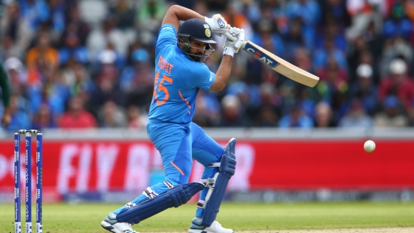 Rohit has scored 319 runs from three matches so far in the World Cup.