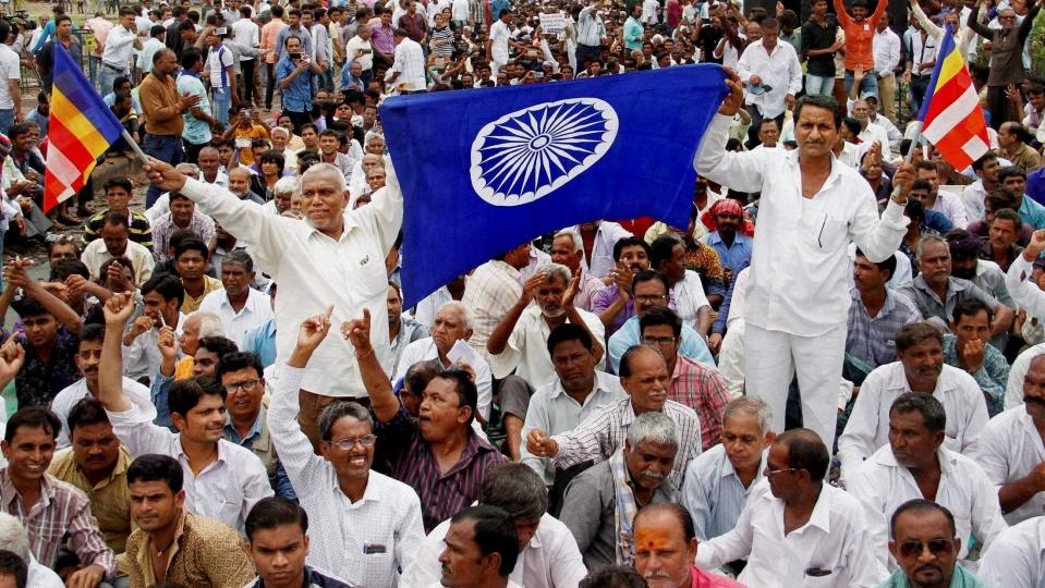 Today's Crime News: Dalit Sarpanch Killed in Gujarat