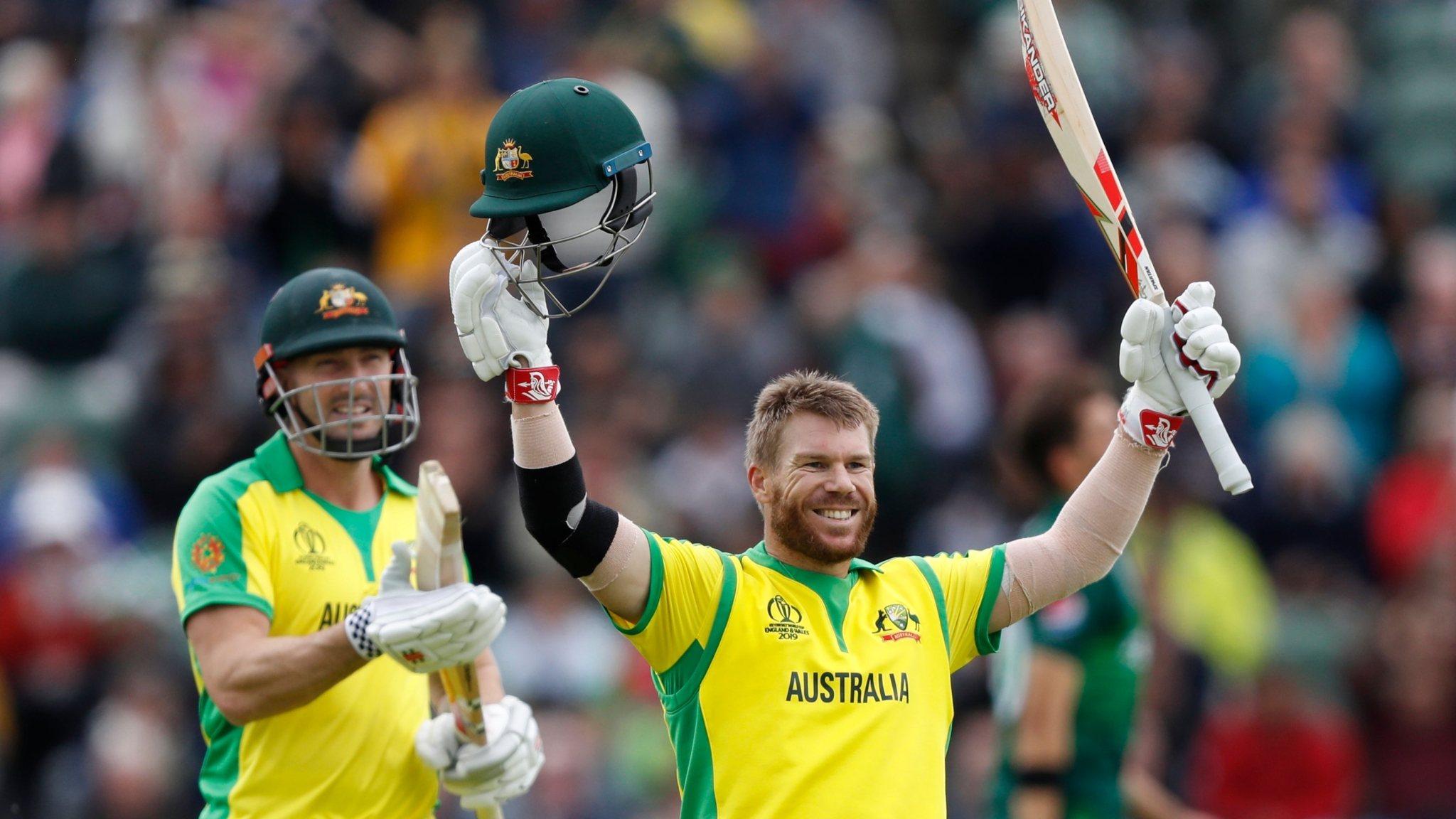 ICC World Cup: David Warner Scores First ODI Ton Since Comeback