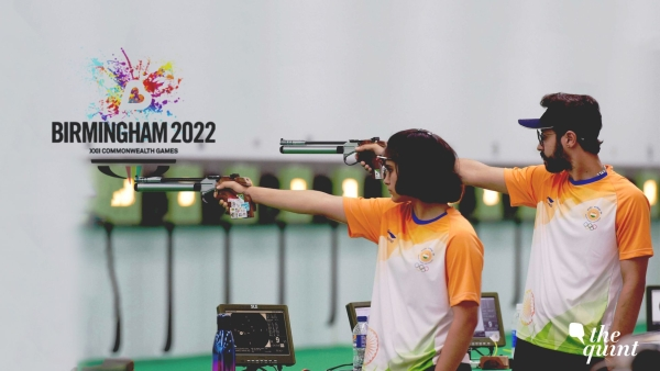 Shooting has been dropped from the 2022 Commonwealth Games.