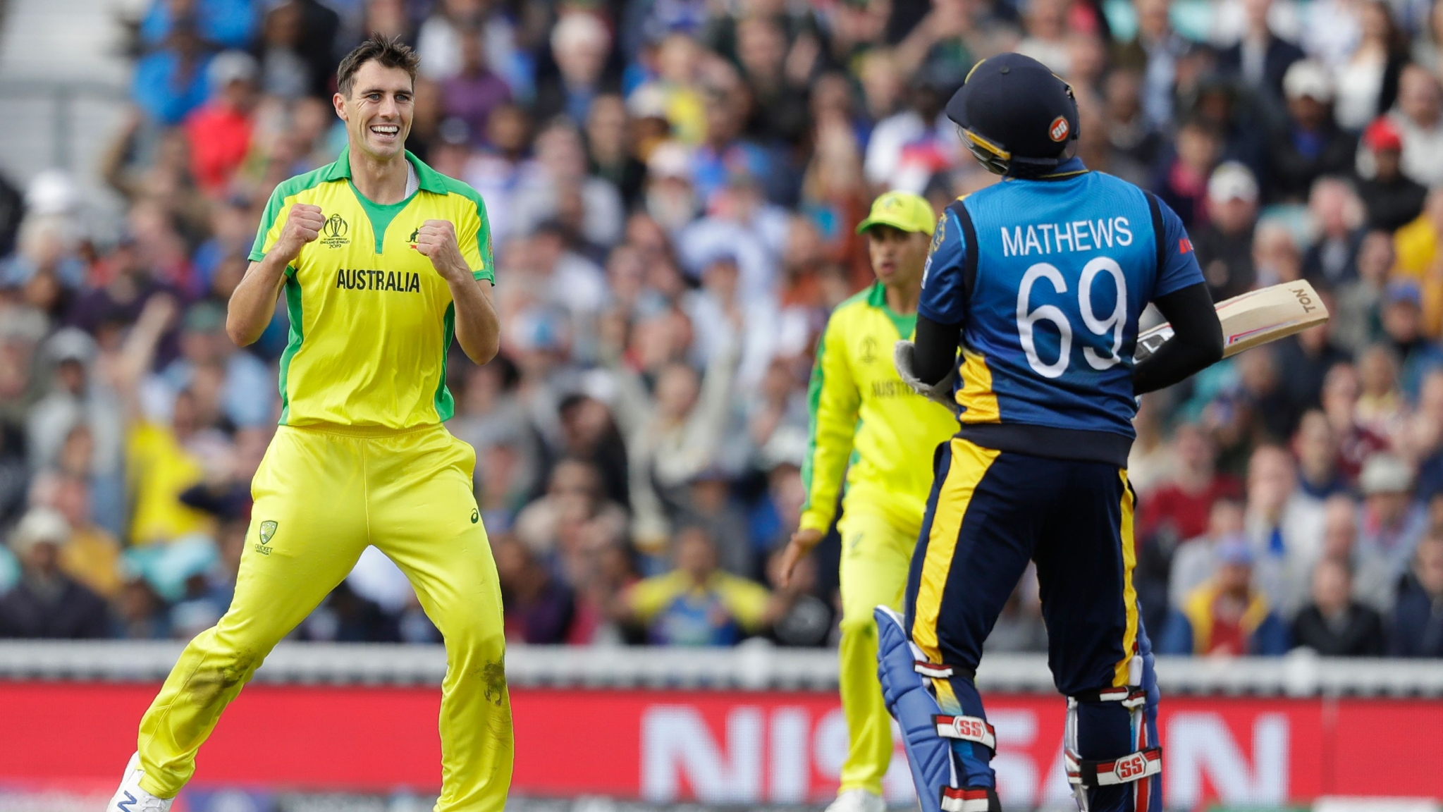 Twitter Reacts to Sri Lanka's Batting Collapse Against Australia