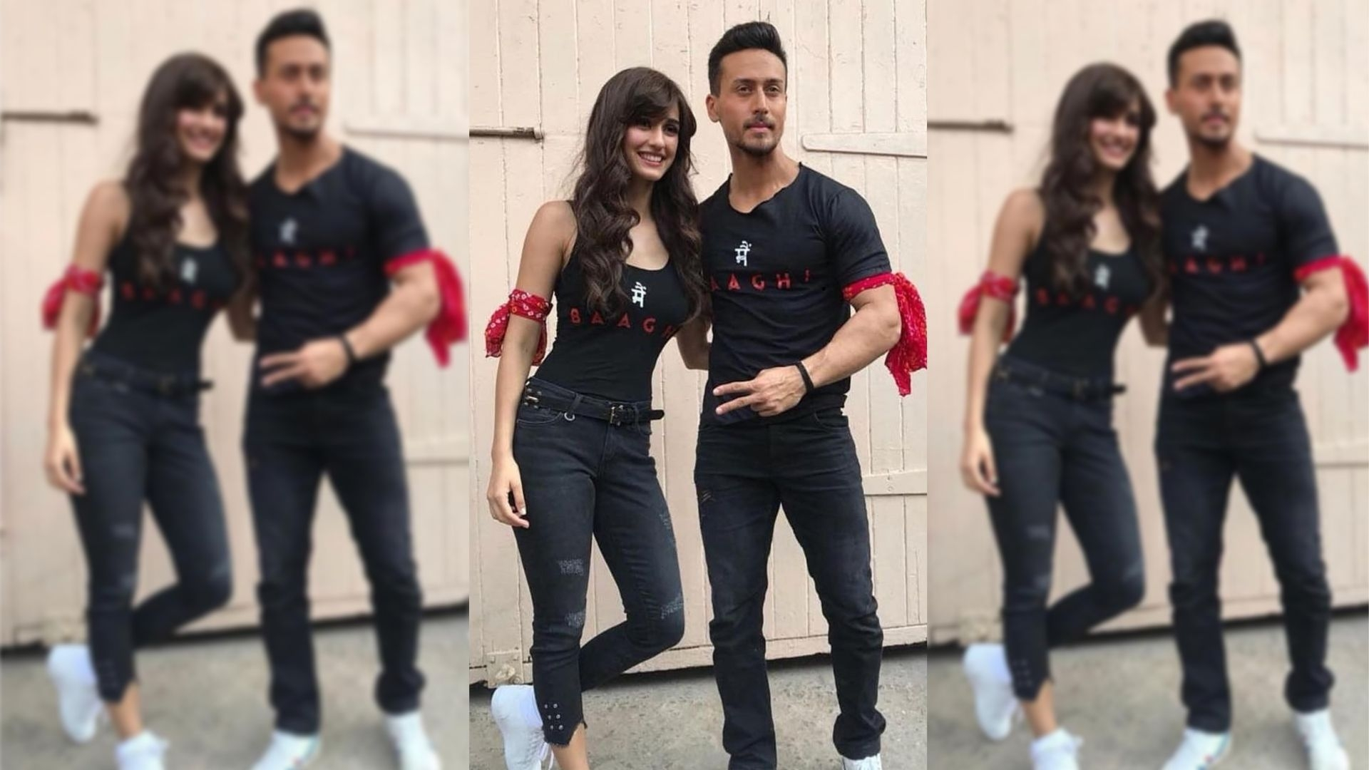 Tiger Shroff Wishes Birthday Girl Disha Patani in Befikra Style