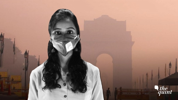 Did you know that breathing the polluted Delhi air, on dense days, is equal to smoking 50 cigarettes a day?