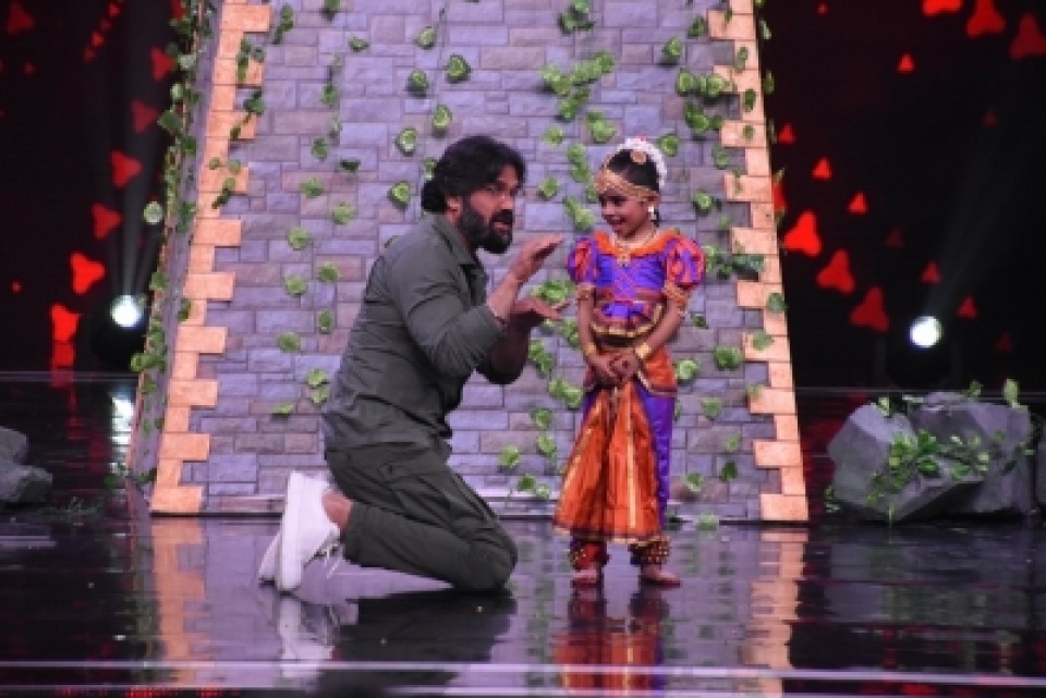 Rupsa Batabyal, 6, wins 'Super Dancer - Chapter 3'
