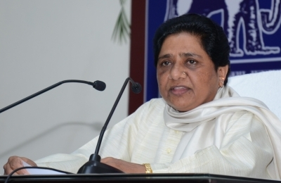 Law on private varsities will promote anarchy: Mayawati