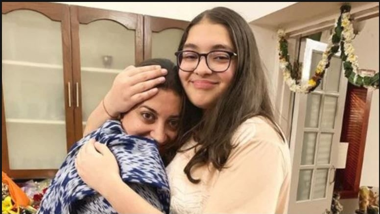 'She'll Fight Back': Smriti Irani Stands Up to Daughter's Bullies