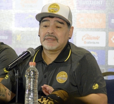 I am the man to fix Manchester United: Maradona