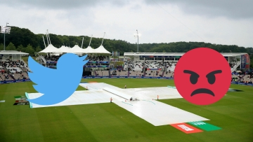 After Sri Lanka's second successive game was abandoned due to rain, fans asked why England was even hosting the World Cup.