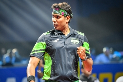 Indians catching up with best paddlers in the world: Sharath Kamal