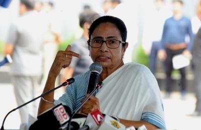 Bengal deprived of coal, says Mamata