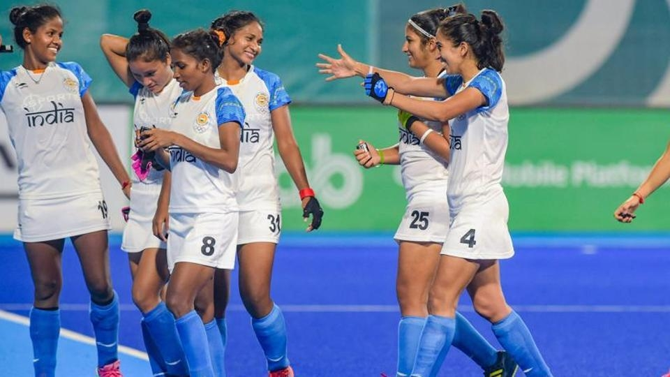 Indian Women's Hockey Team Leaves for FIH Women's Series Finals