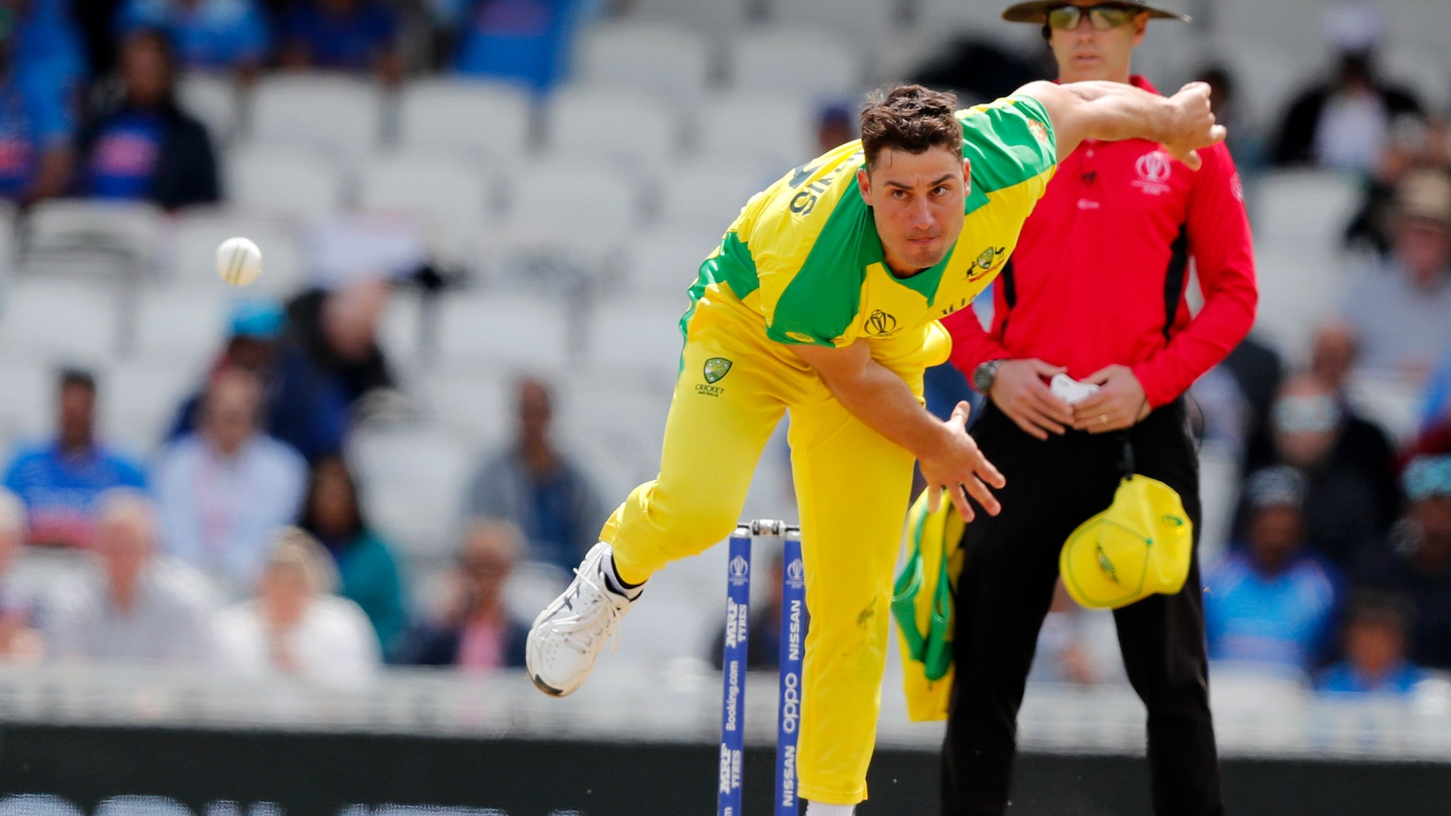 Australia's Marcus Stoinis Likely to Return Against Bangladesh