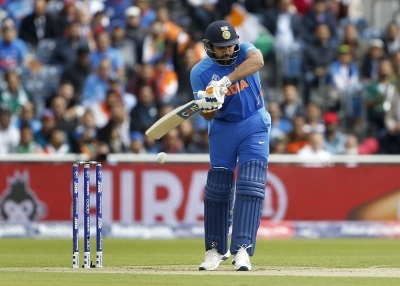 In England, you see the pitch and plan your innings: Rohit