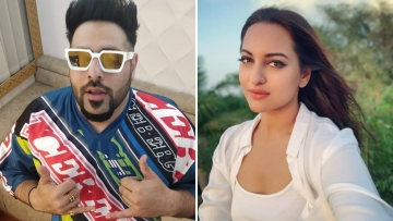 Badshah and Sonakshi will star in an upcoming film.