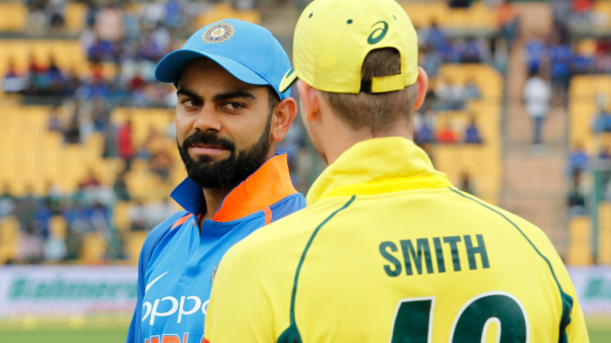 """""""It Was a Lovely Gesture by Virat"""", Says Steve Smith"""