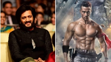 Riteish Deshmukh has joined the cast of <i>Baaghi 3</i>.