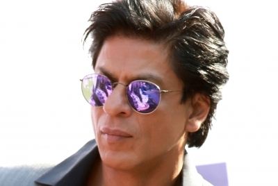 SRK glad about dubbing 'The Lion King' with son