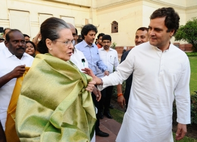 Sonia chairs meet of UPA leaders, allies on session strategy
