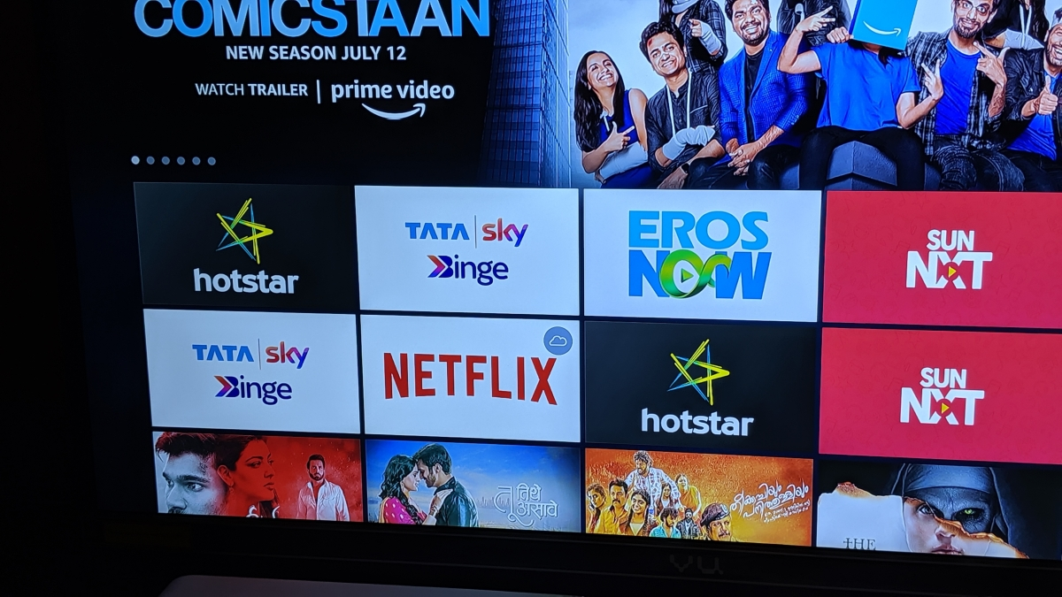 Tata Sky Binge Service Review: Should You Keep the TV and Go