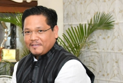 Set up President's third retreat in Shillong: Meghalaya CM