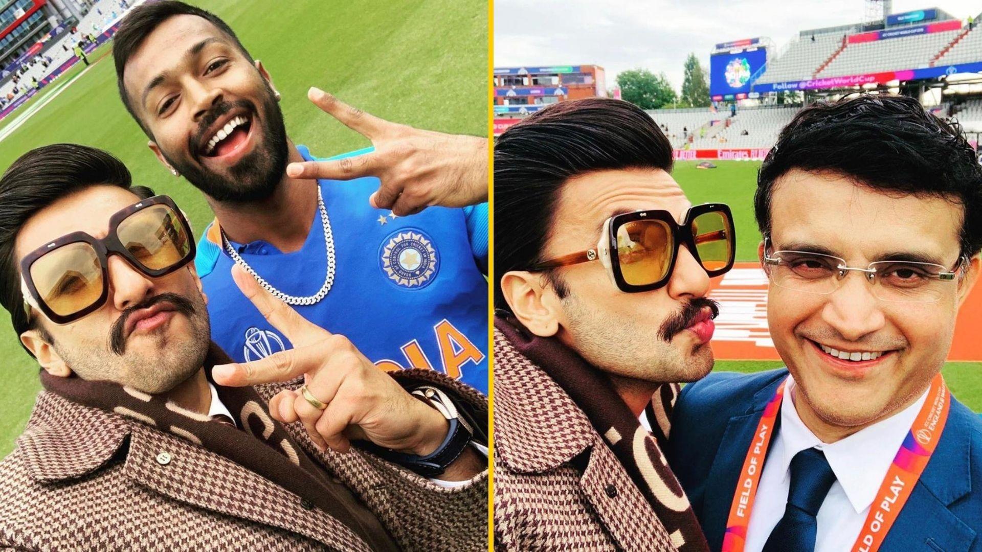 Kapil Dev Or Sharma? Twitter's Take on Ranveer's World Cup Antics