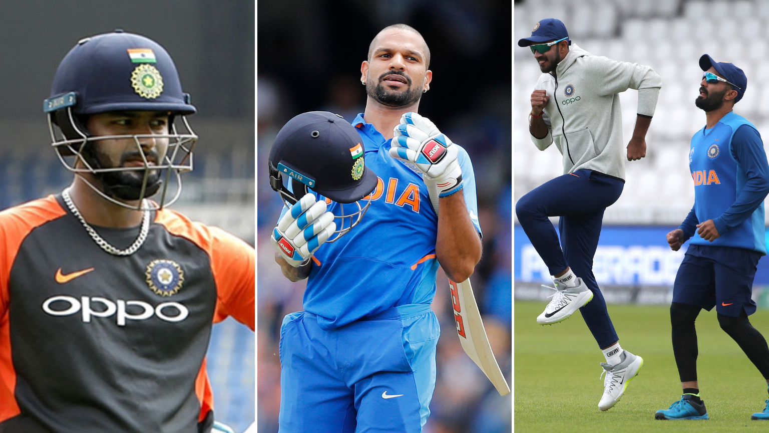 Shikhar Dhawan's Injury Starts the Number 4 Debate, Again